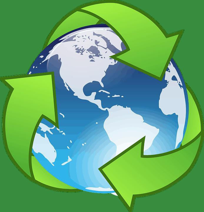 Joyas creadas con material reciclable