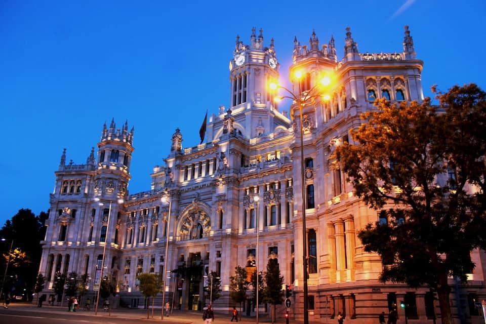Madrid: Más de 4 Millones de Euros en turismo
