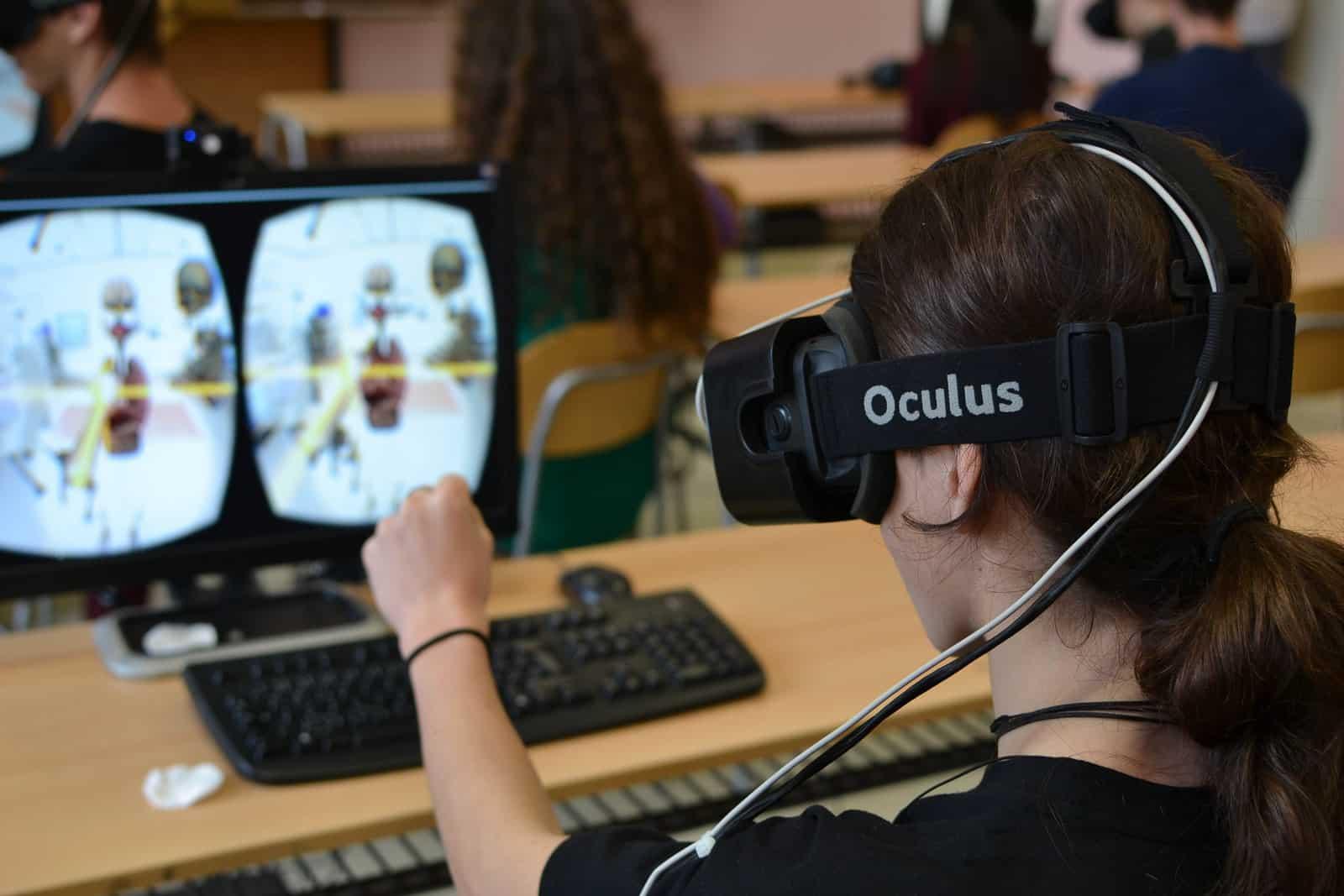 Importancia de la realidad virtual en la educación