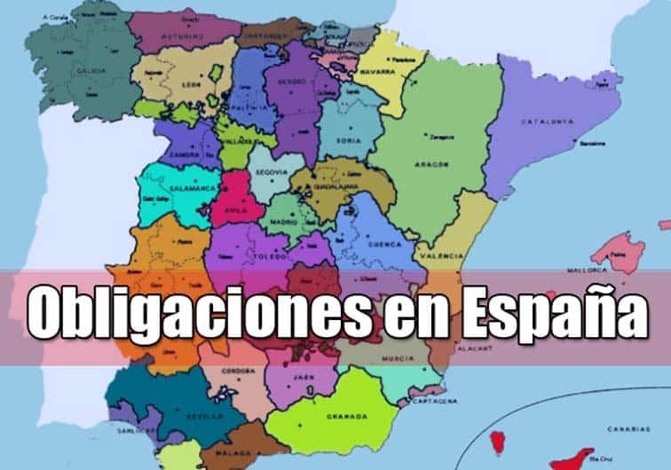 Obligaciones que tenemos como ciudadanos en España