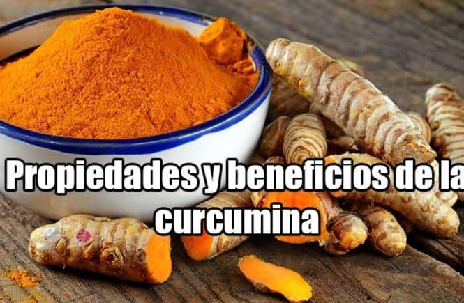 Propiedades y beneficios de la curcumina