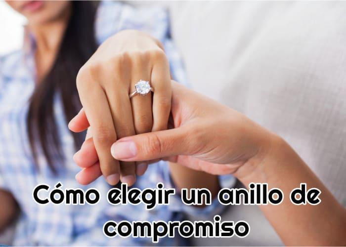 Cómo elegir un anillo de compromiso