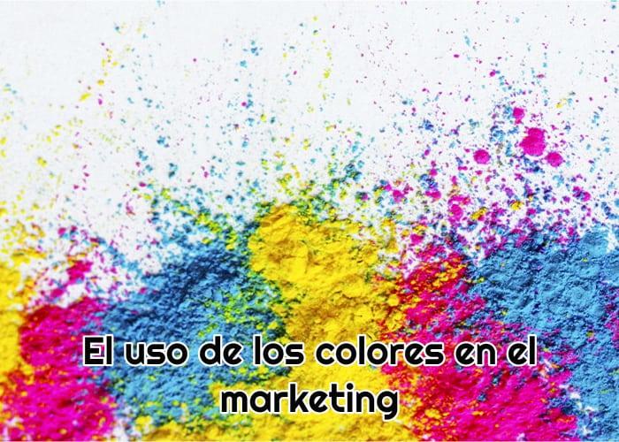 El uso de los colores en el marketing