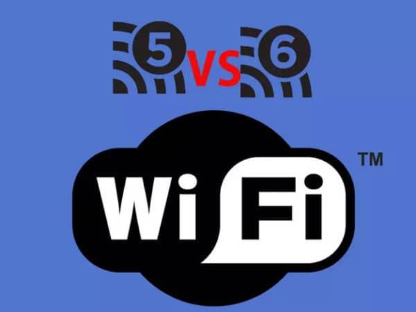 Diferencias entre WIFI 6 y WIFI 5